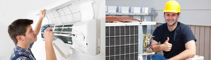 Instalación aire acondicionado LG Pizarra